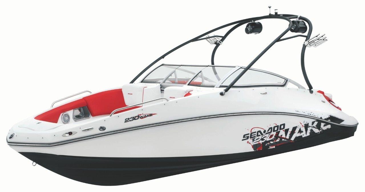 seadoo wake 230 2010 pdf boat service  shop manual download Sea-Doo Challenger Parts 2010 Sea-Doo 210 Challenger