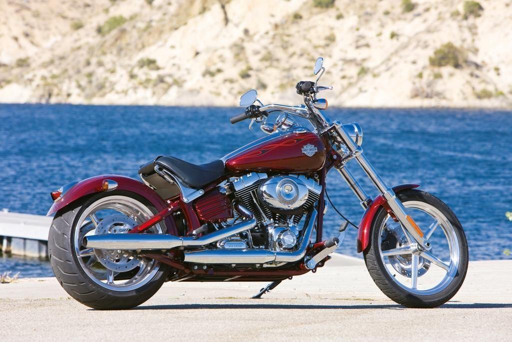 Harley Davidson Fxcwc Softail 2009 Pdf Motorcycle Shop Manual Guide