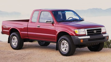 Toyota Tacoma 1995 Workshop Repair Manual pdf