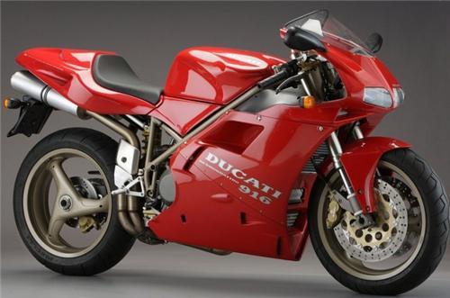 Ducati 748-9... Ducati 748 Service Manual