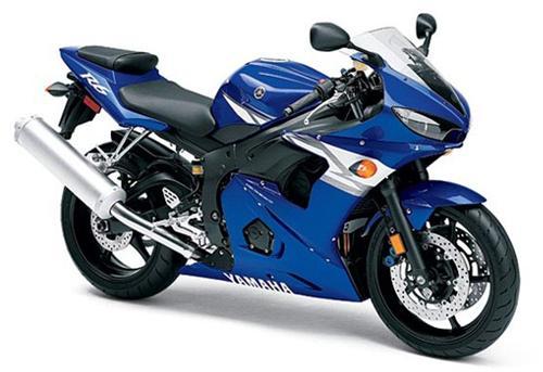 Yamaha Yzf R6   R  Sr  Rc  Src 2003