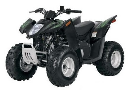 Arctic Cat Dvx 90 Service Manual