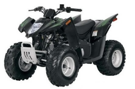 Arctic Cat DVX90, Utility 2008, PDF Service Manual