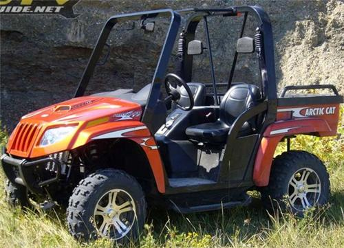Arctic Cat Prowler XT, XTX 2009 PDF Service Manual Download