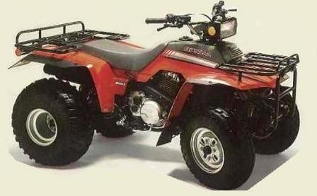 Honda Motorcycle ATV repair manuals