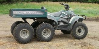 Polaris Big Boss 500 6x6 1998, PDF Service Manual