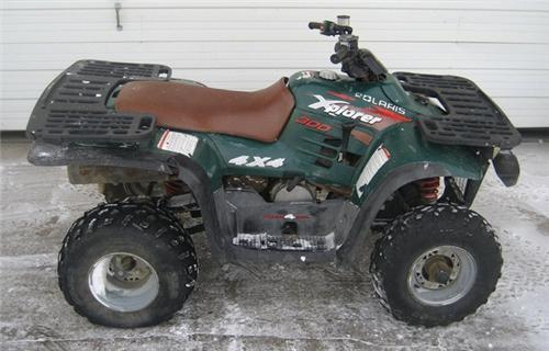 Polaris Xplorer 300 1996-1998, PDF Service Manual