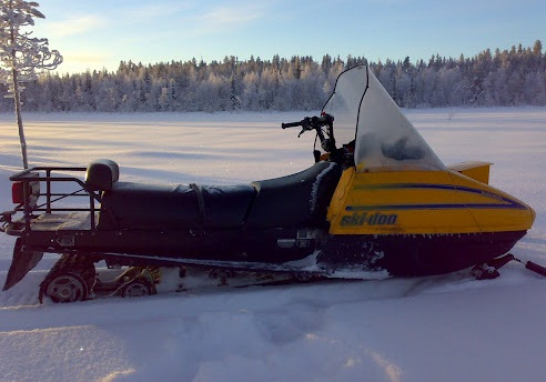 Ski-Doo Safari Cheyenne 1989 PDF Snowmobile Service Manual