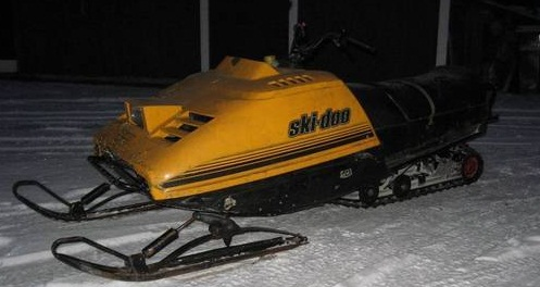 Ski-Doo Safari Scout E 1989 PDF Snowmobile Service Manual