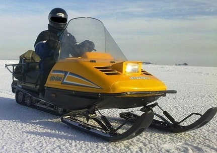 1989 Ski Doo Safari Scout http://www.johnsmanuals.com/Ski-Doo-Safari-Voyager-1989-PDF-Snowmobile-Service-Manual-P2951372.aspx
