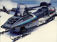 Polaris Indy Trail SuperTrak 1989-1990 PDF Service Manual Download