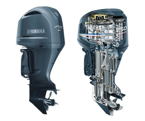 Yamaha outboards 1984 1996 pdf service manual download for Yamaha outboard service