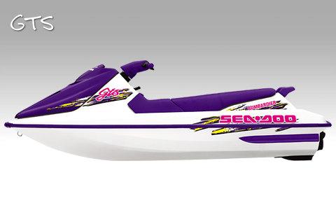 1993 Seadoo Sp 5806 Spx 5807 Spi 5808 Xp 5852 border=