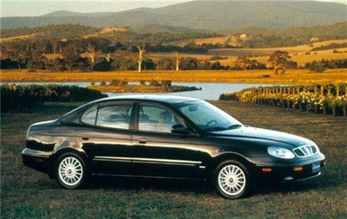 Daewoo Leganza PDF Service Manual Download
