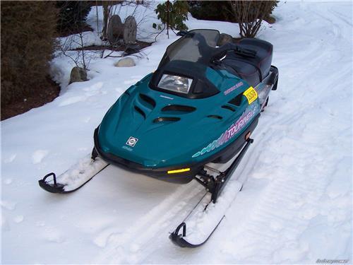 skidoo 1997 snowmobile repair manual