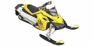 Ski-Doo MXZ X 800 HO Power TEK 2007 PDF Service/Shop Manual Download