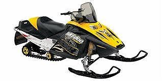 Ski-Doo Freestyle Session 550F 2008 PDF Service/Shop ...