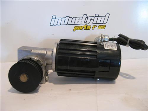 Bodine Electric Company 34y6bfpp Motor W Bosch Gear Box 3