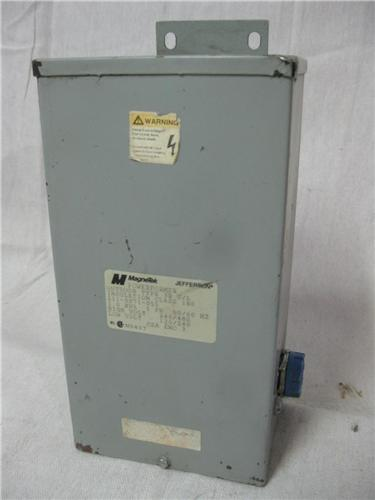 magnetek 1 0 kva transformer 1 phase 211 0071 055 pri 480. Black Bedroom Furniture Sets. Home Design Ideas