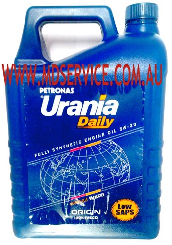 Iveco Daily Urania Daily Ls Engine Oil 5w30 Full Synthetic