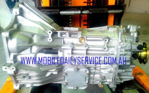 Iveco Daily Gearbox 5 Speed 5s300 Md Iveco Service And