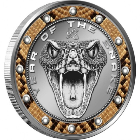 2013 SNAKEBITE Year of the Snake NIUE 1 Dollar Obv.jpeg