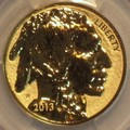 2013-W $50 GOLD BUFFALO REV PROOF PCGS PF-69 100TH ANNIV OBV.jpeg