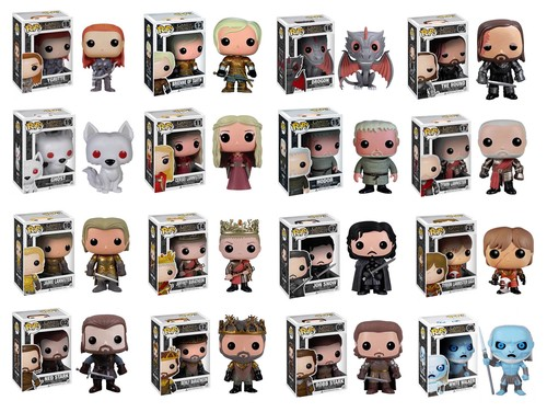 Pop game of thrones vari serie tv figura in vinile for Pop quiz tv show