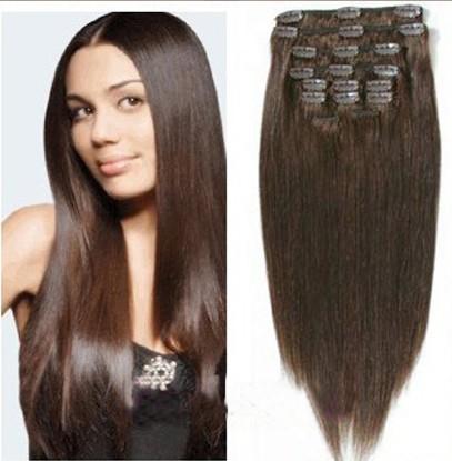 Custom Clip In Hair Extensions 85