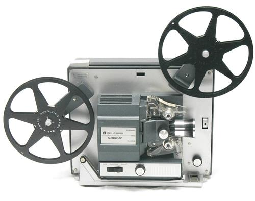 Bell Amp Howell 357b Super 8 Mm Silent Movie Film Projector