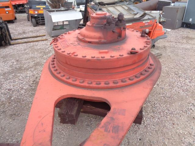Used Hagglunds Type Mb 1150 Hydraulic High Torque Low Rpm