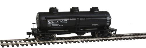 HO-Walthers Mainline-910-1104-North American-36' 3 Dome Tank Car #7067