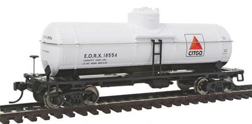 HO-Walthers Mainline-910-1006-Citgo Fuel & Oil-36' 10,000 Gallon Tank Car #18554