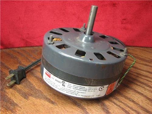 Dayton 1 20 hp electric motor 1050 rpm model 4m247 for 1 20 hp electric motor