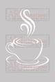 Coffee Cup - ARTplorations Stencil