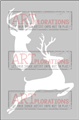 Christmas Reindeer - ARTplorations Stencil