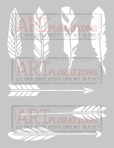 preview-web-stencil-059-FeathersandArrowLARGE