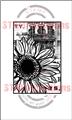 Framed Sunflower - Shery Russ Designs