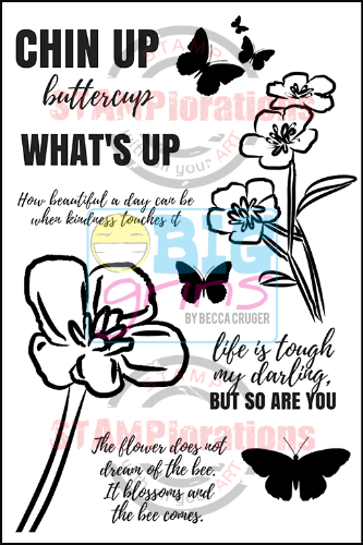 preview-Buttercups & Butterflies