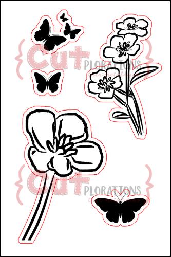 cutplorations-ButtercupsandButterflies
