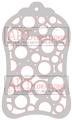 Bubbles Mini - ARTplorations Stencil