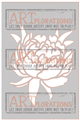 Peony Number One - ARTplorations Stencil