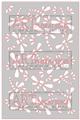 Dragonfly Waltz - ARTplorations Stencil