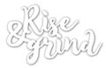 Rise & Grind Phrase Die - CUTplorations