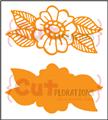 Spring Flower Layering Dies - CUTplorations
