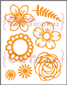Trendy Spring Blooms Dies - CUTplorations