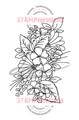Blossom Sprays #1 - Dee's Artsy Impressions