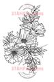 Blossom Sprays #2 - Dee's Artsy Impressions