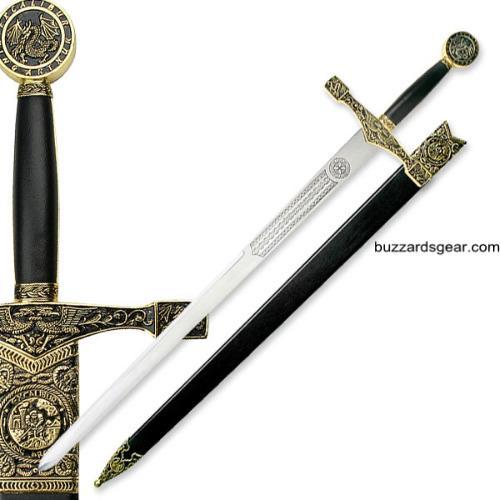 King Arthur 39 S Excalibur Sword Buzzards Gear