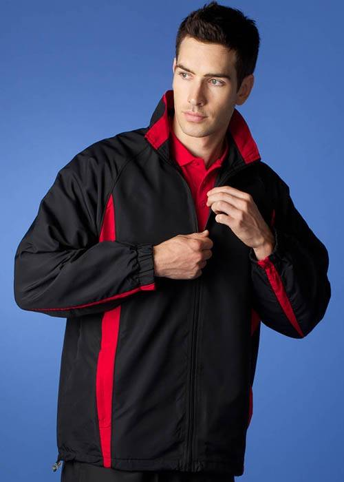 Eureka Adults 18 Colours Team Track Jacket   S-5XL  Aussie Pacific